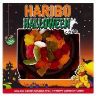 Halloween Cake Decorations Tesco : Grocery Gems: Haribo Spooky Ghosts & Haribo cake range