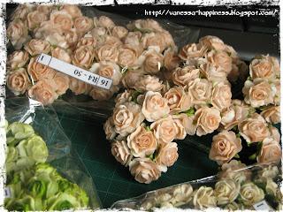 цветы для скрапбукинга: какие лучше?