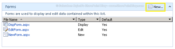 how to make a field read only in sharepoint designer