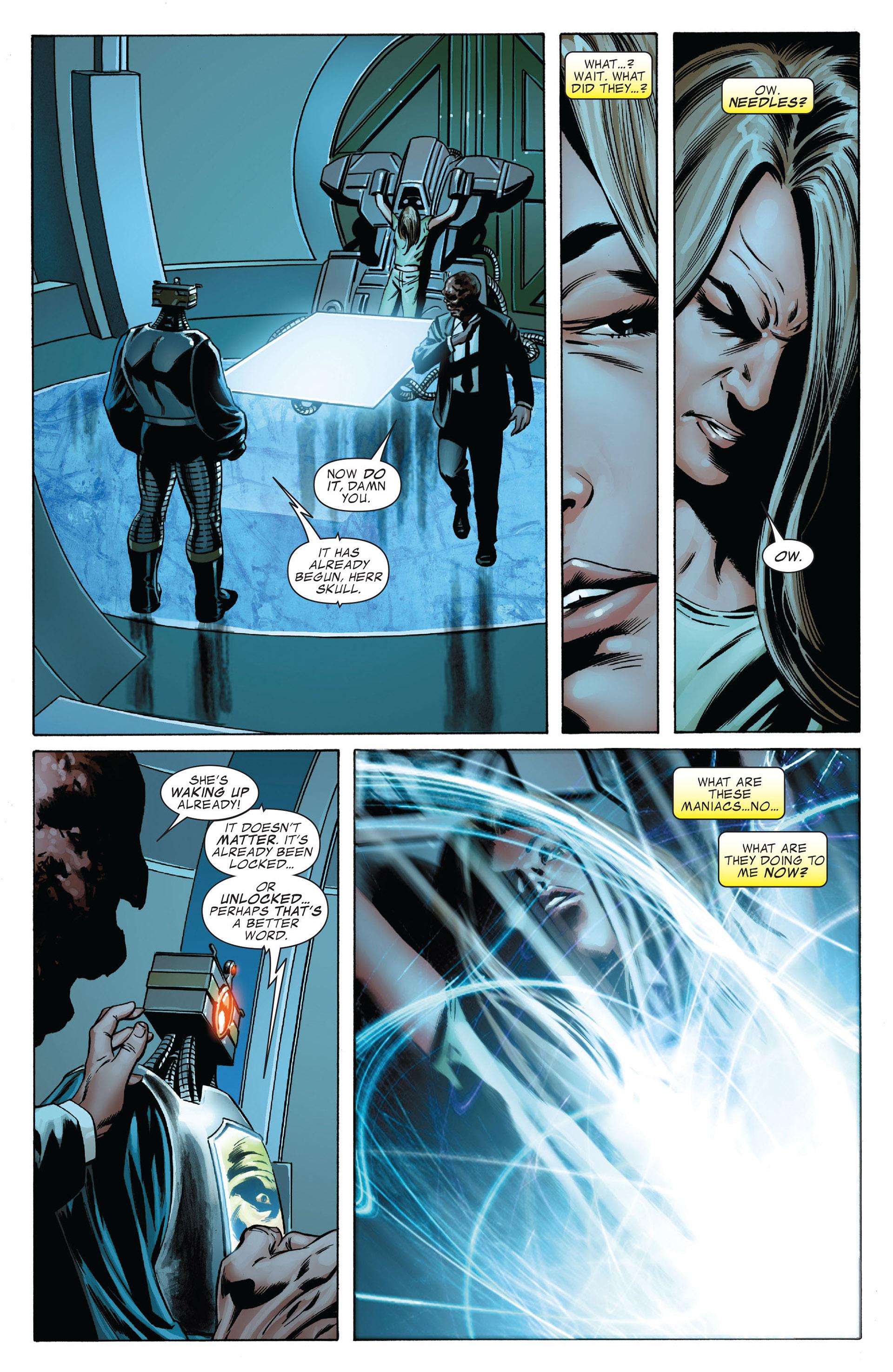 Captain America (2005) Issue #42 #42 - English 8