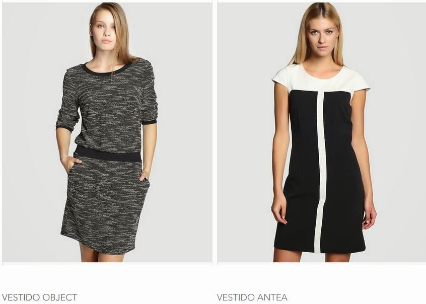 vestidos cortos Fever Monday 2014 ECI