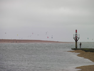 west winner sandflats hayling island from eastney beach