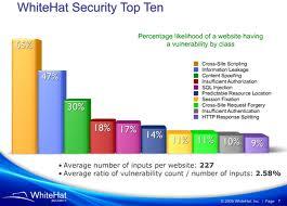 top vulnerability owsap 2013