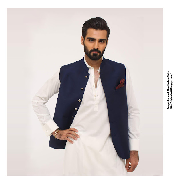 cotton-shalwar-suit-with-waist-coat-for-men