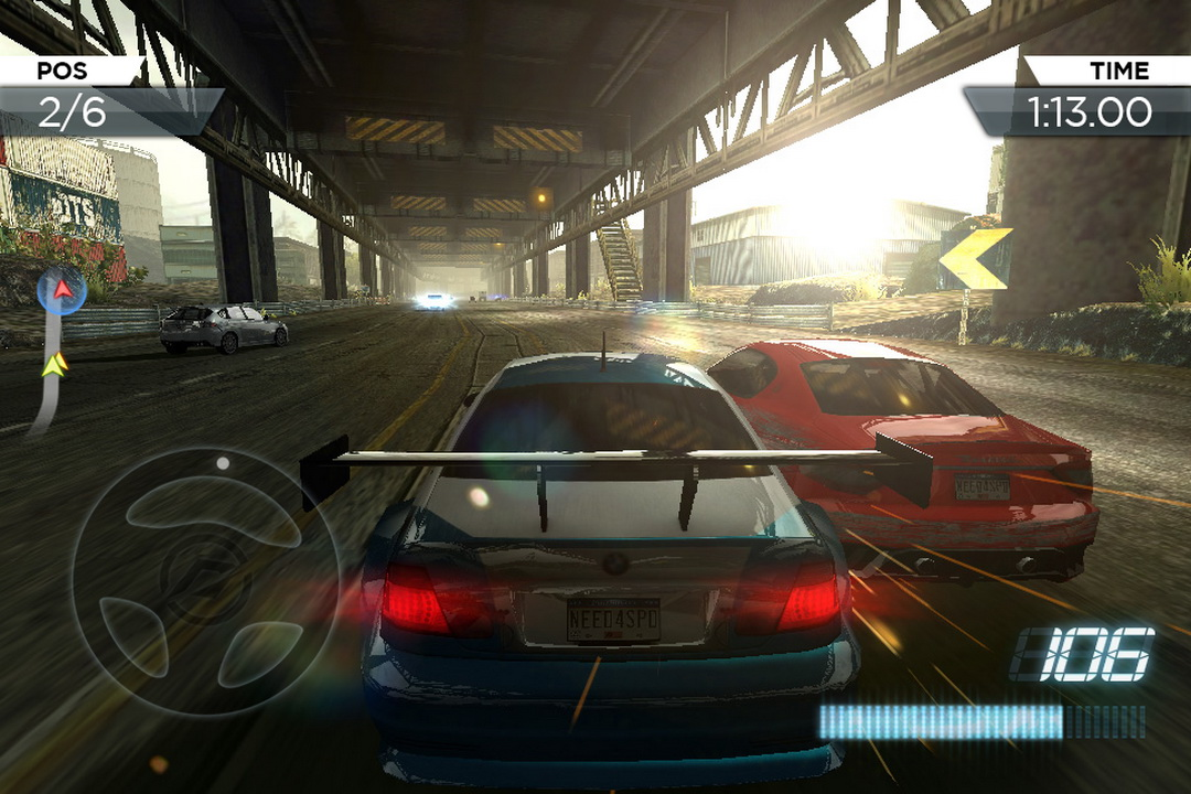 Need for Speed Most Wanted 2 Multiplayer Crack ~ Game soft ...