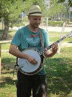 Albert Puig.banjo tenor