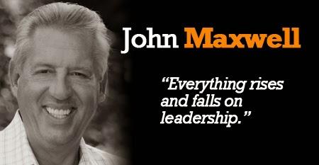 John Maxwell at MGMA