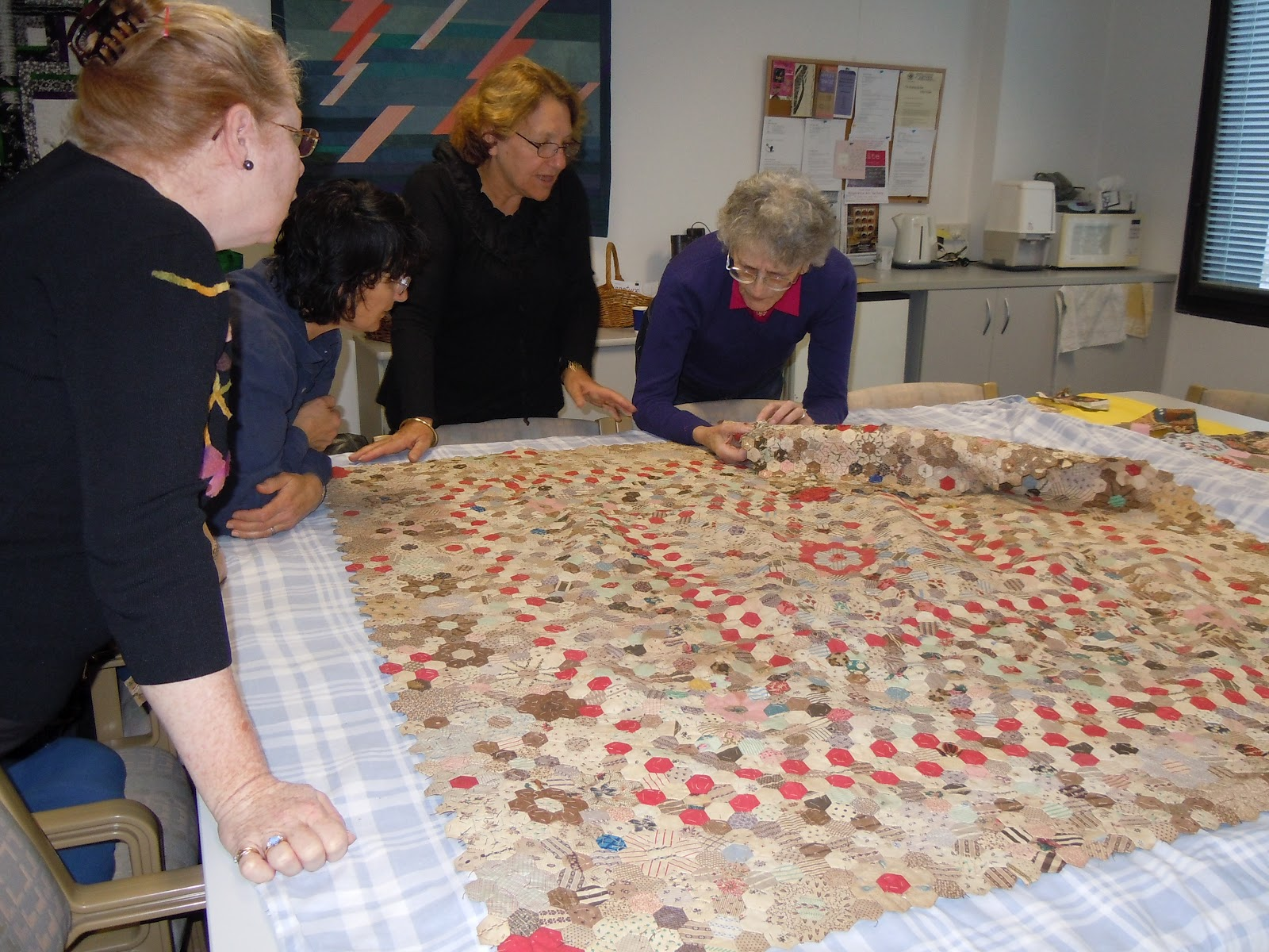 Quilt History Study Groups