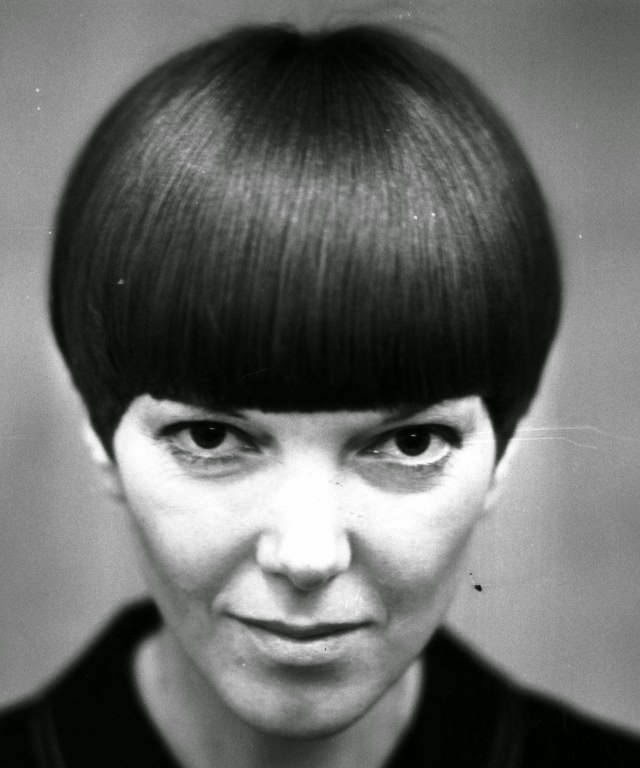 The court created for Mary Quant Vidal Sassoon defined the look of the fabulous 60s.
