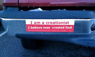 religion, creationism, atheism