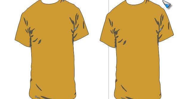 Cara Mendesain Baju dengan Aplikasi Corel Draw - Sorinfo View Image