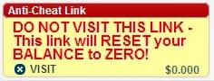 bot click anti cheat attention BuxP ad anúncio cuidado
