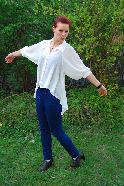 neue Bluse von Romwe