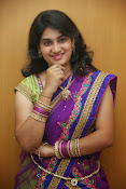 Krishnaveni glam in half saree-thumbnail-13