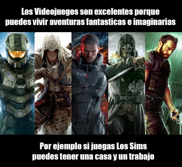 Games videojuegos