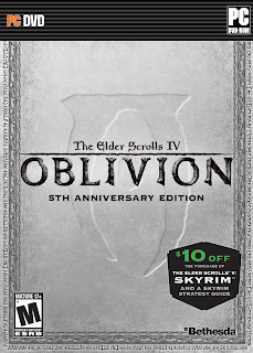 The Elder Scrolls IV: Oblivion 5th Anniversary Edition