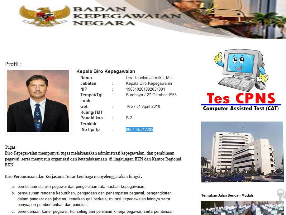 Situs_Palsu_BKN_Profil_Tauchid_Jatmiko
