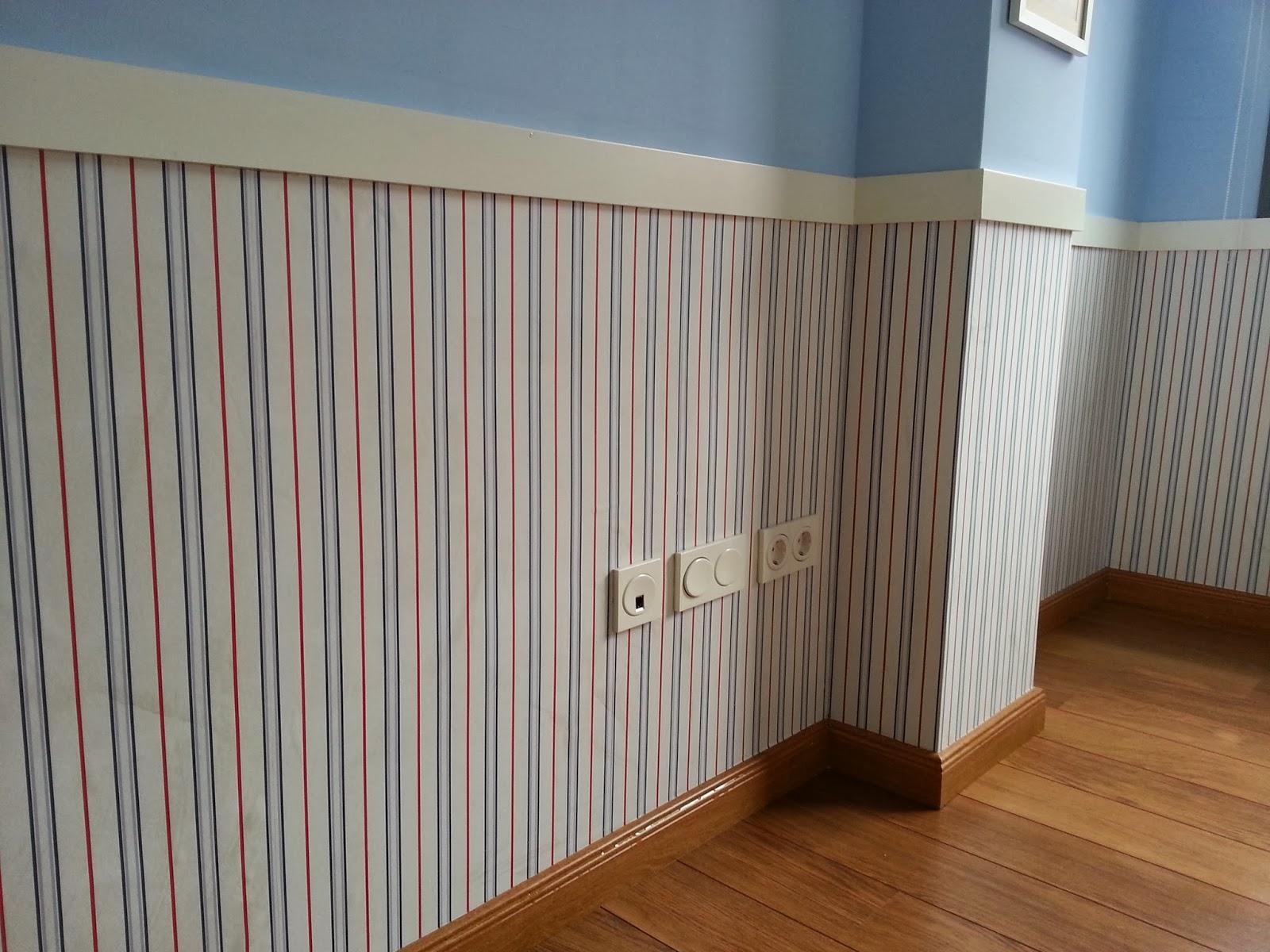 Papeles pintados y decoraciones en general para j venes y - Papeles pintados para pasillos ...