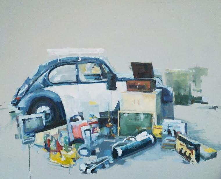 ©Kirsten Tradowsky - Pintura | Painting