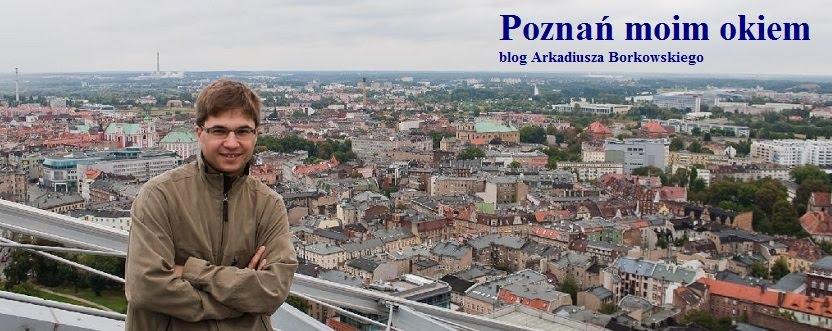 Poznań moim okiem