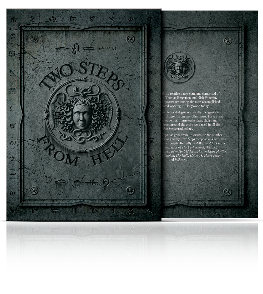 Two Steps From Hell - Hell Library [Boxet Set] (12 Disc)