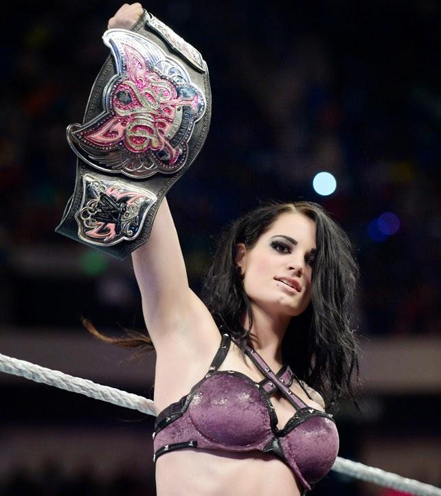Paige-WWE Divas-WWE