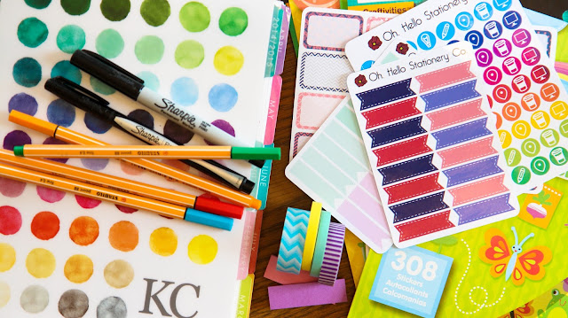 Planning 101: What You Need to Get Started Planner Decorating