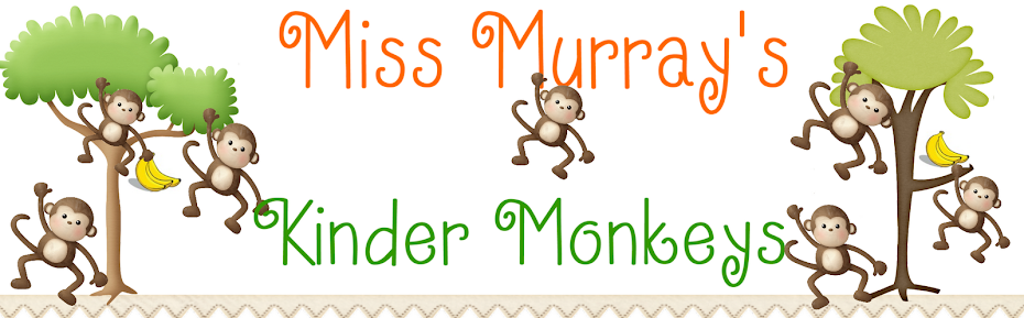 Miss Murray&#39;s Kinder Monkeys