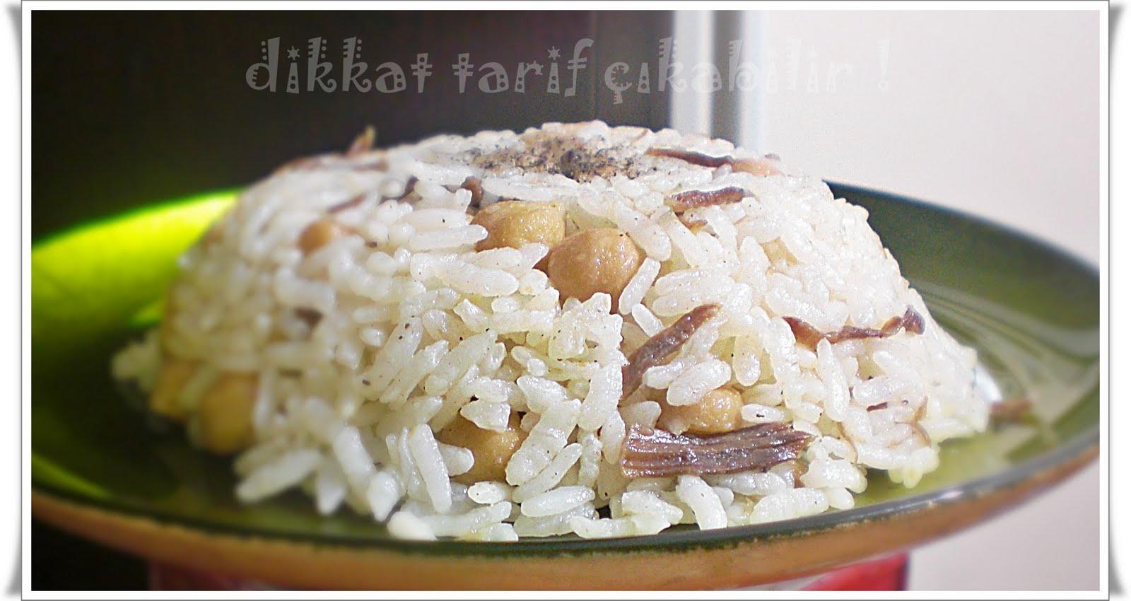 Sarkaç: Pirinç Salatası