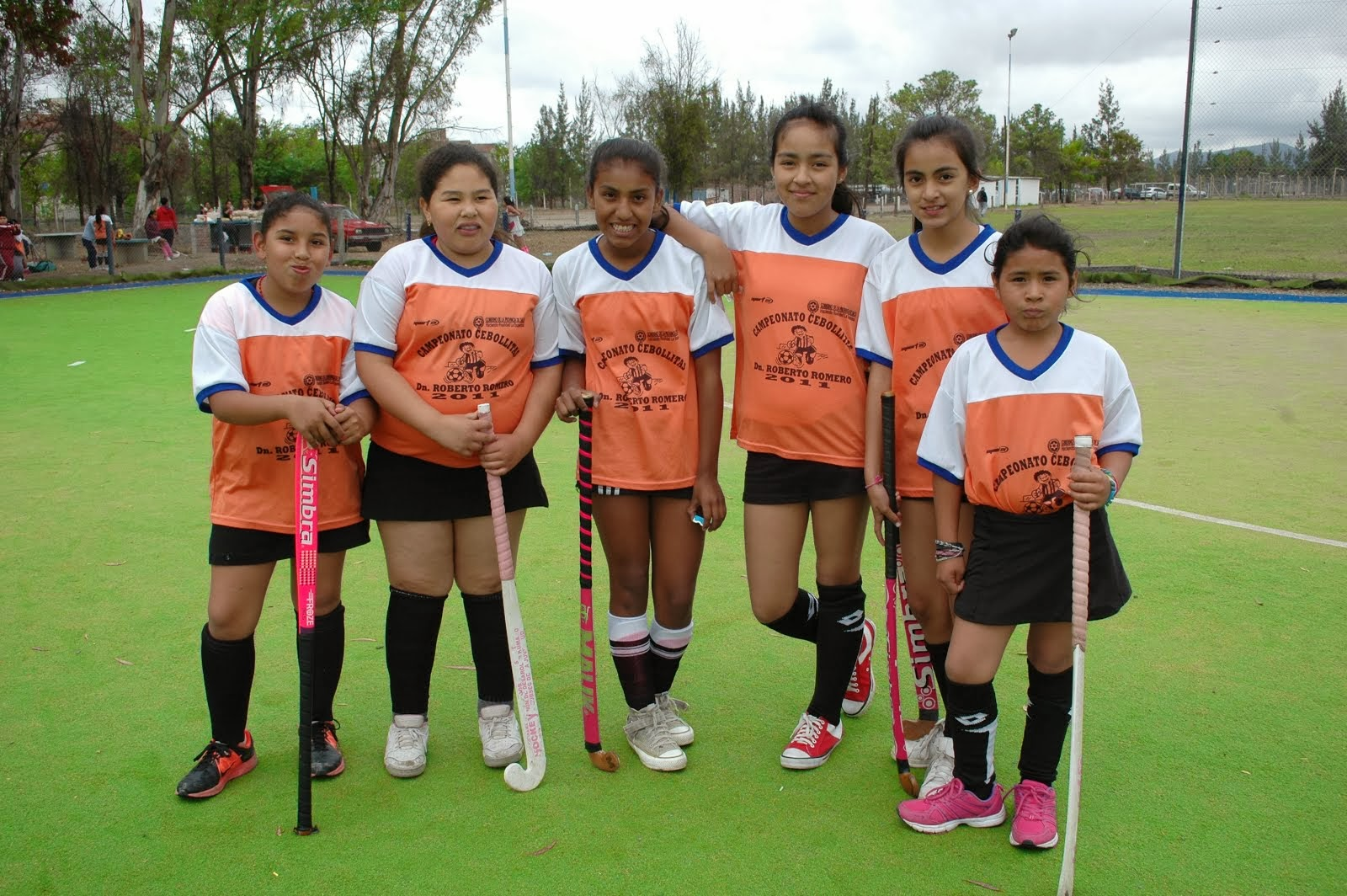 CERRILLOS HOCKEY