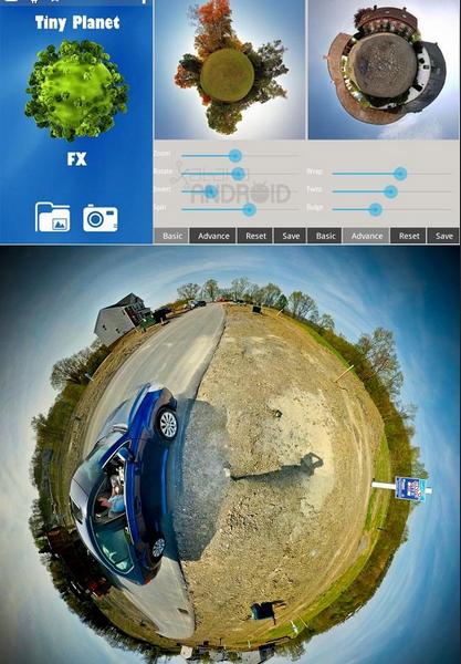 Tiny Plant Aplikasi Edit Foto Terbaik Android Gratis