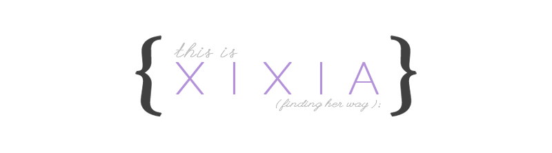 { This Is Xixia ; welcome! }