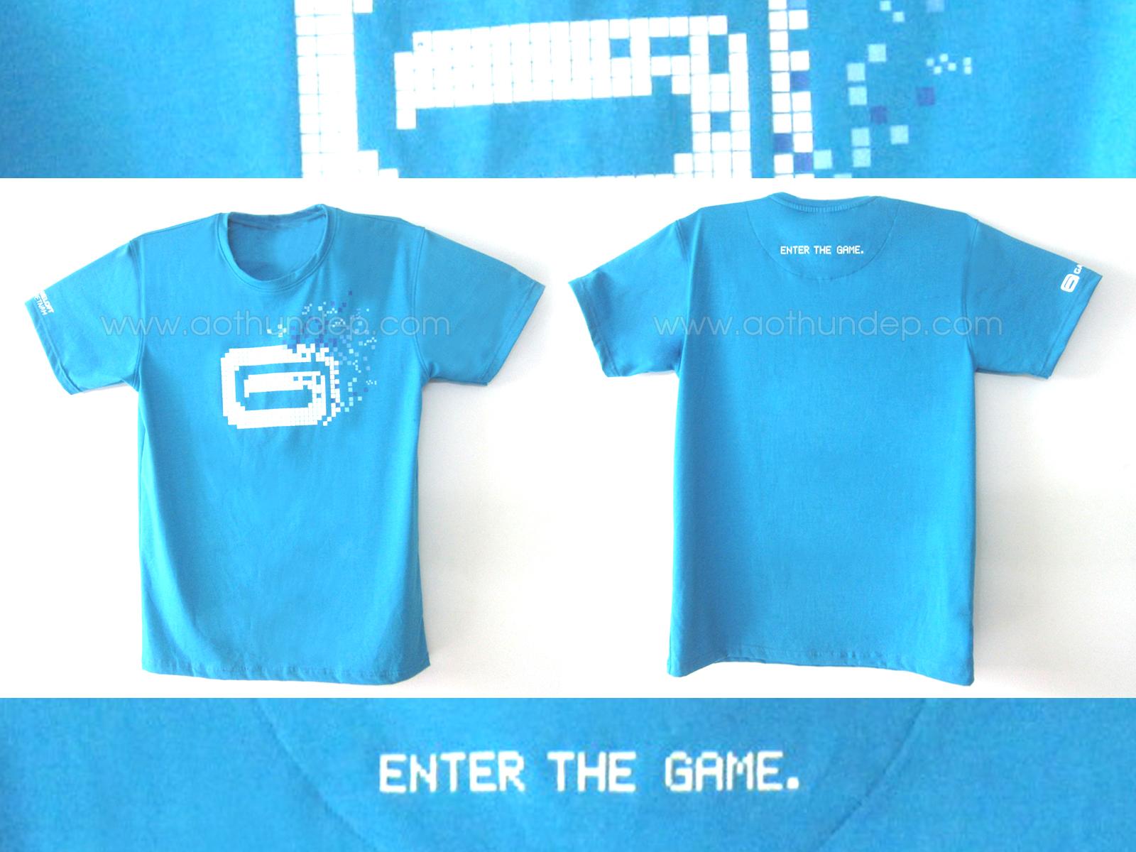 Đồng phục Công ty Game loft