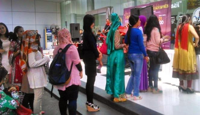 Kumpulan Foto Audisi Panas Asmara Arjuna, ANTV