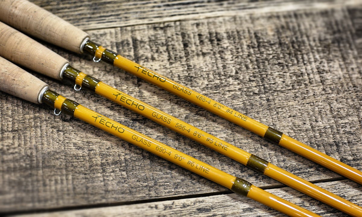 The fiberglass manifesto iftd new glass for 2016 for Fiberglass fishing rods