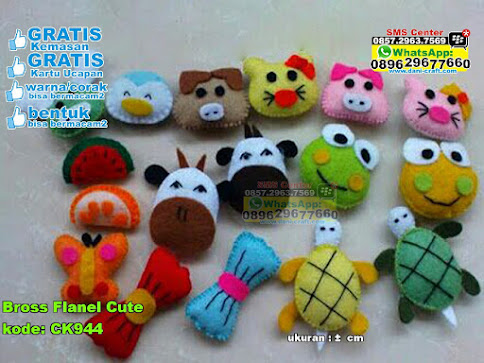 Bross Flanel Cute