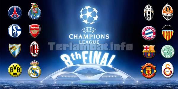 16 Besar Liga Champions 2012 2013