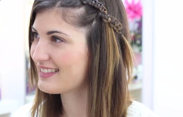 150 peinados sencillos para chicas con poco tiempo Foto  - Peinados Sencillos Pelo Corto