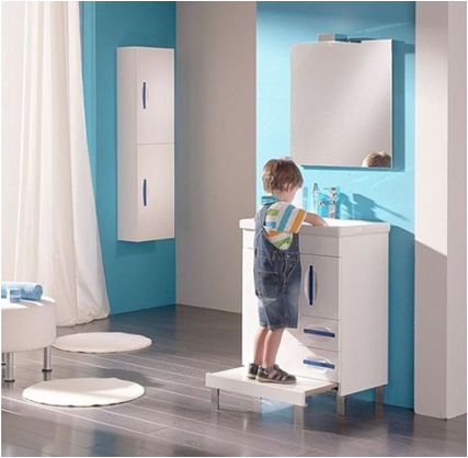 Modern bathroom ideas for kids stylish and awesome ideas for Bathroom ideas for 5x6