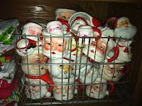 Santa Mugs