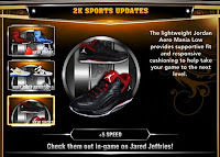 NBA 2K13 Jordan Aero Mania Low Shoes Patch
