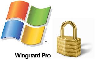 تحميل برنامج اغلاق الويندوز بكلمة سر او اغلاق الهارد والملفات فقط WinGuard Pro 2014