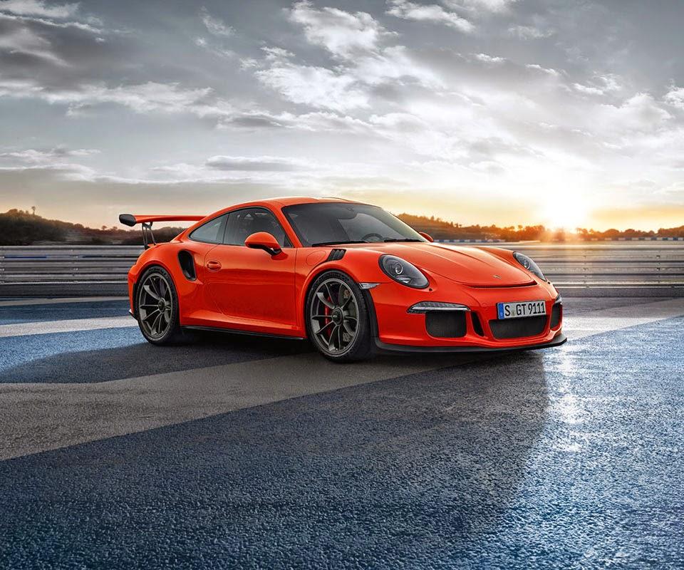 Harga Porsche 911 GT3 RS Super Car - Otogrezz