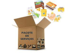 pacote de serviços