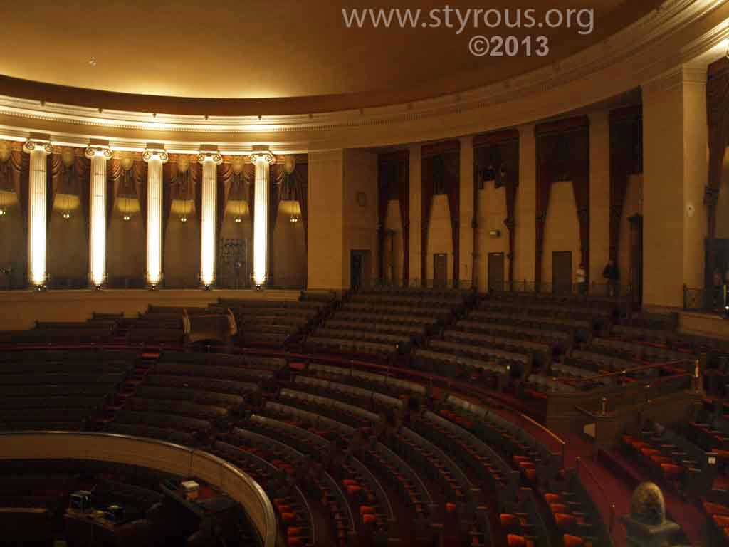 The Styrous 174 Viewfinder Scottish Rite Temple Oakland