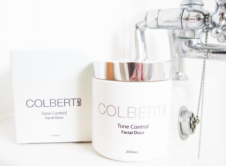 Colbert MD Tone Control Facial Discs review