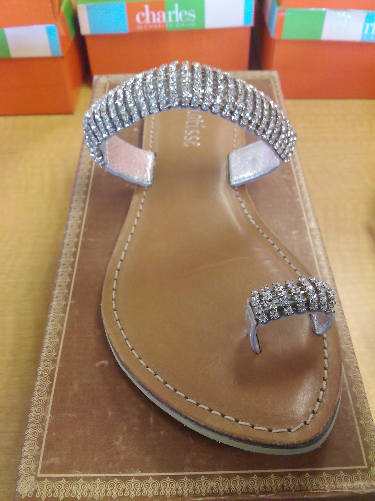 Fashion Crackheads: Foot Bling: Flats is Back!......Shit ...