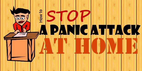 Treat a Panic Attack at Home