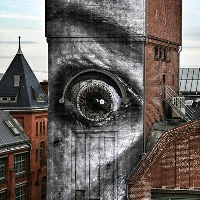 The Wrinkles of the City / Berlin / by JR