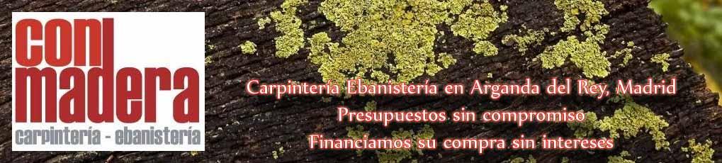 CONMADERA Carpintería Ebanisteria